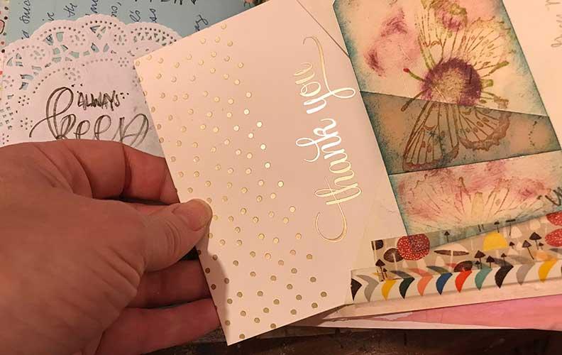 Junk Journal Flip Through — Handmade Gift