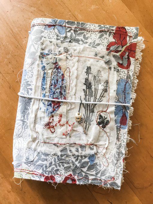 """Handmade Traveler's Notebook """"Fly"""""""