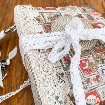 Christmas Junk Journal — Merry
