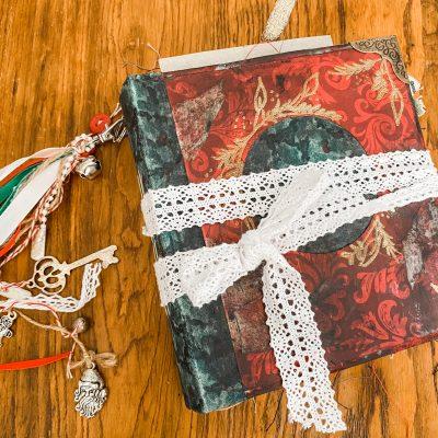 Christmas junk journal — Glory