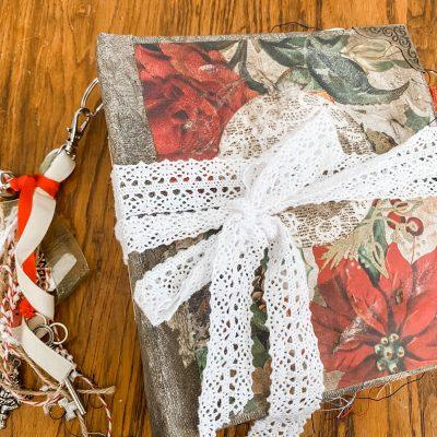 Christmas junk journal — Gratitude